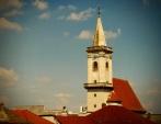Die angrenzende unvermeidliche Barockkirche links liegengelassen, dies ist das wahre Juwel von Rust ...